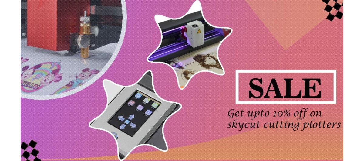 SkyCut Offer